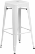 Rental store for TRUMAN BARSTOOL WHITE in Columbia SC